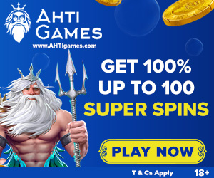 ahtigames welcome offer